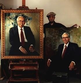 Portrait Artist Still Life Simmie Knox